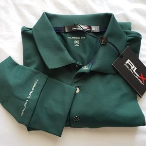 RLX Ralph Lauren Wicking Performance Long Sleeve